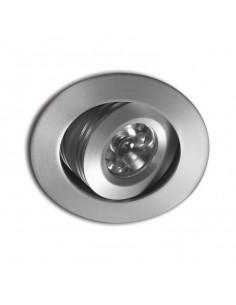 Downlight de techo LEO DN-0511-S2-00 LEDS C4 1 x led cree 2.2w cepilla, Lámparas modernas