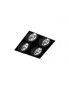 Focos empotrables GINGKO 03040402 FARO orient sin marco 4l qr-111, Lámparas modernas