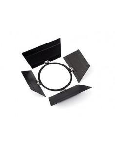Aletas de control 01992502 FARO fokus-cylinder grande negro, Carriles y accesorios proyectores