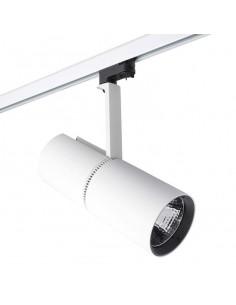 Proyector de carril BOND TUBE 35-3566-14-DU LEDS C4 1 x led cree 25,9w blanco, Proyectores interior