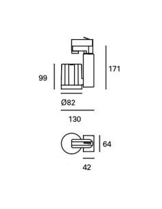 Equipe Master RGB EASY GEARS 71-9816-00-00 LEDS-C4 150w IP56