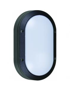 Borne extérieur COMPACT 10-9847-Z5-CL LEDS-C4 led 17w 3000k 21x21cm gris IP65
