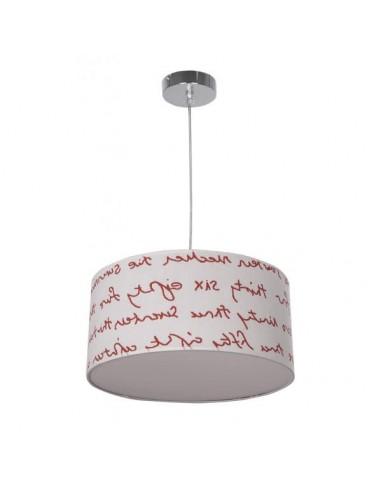 Lampes pour enfants 3 Lumières Dots Rose 61003S DALBER