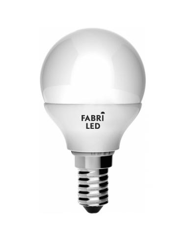 Ampoules Led Filament sphérique claire E27 4w 400lm 2700k