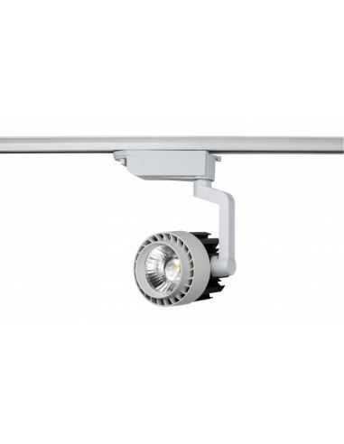 Lampes Milos blanc-gris 2xe27 diam 45cm