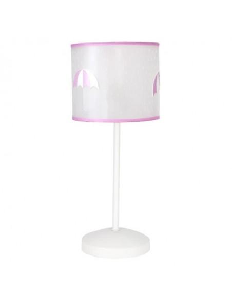 Lampes pour enfants Balle ouverte violet 1xe27 30cm