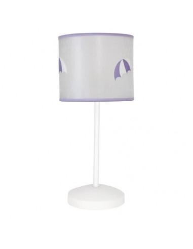 Lampes pour enfants Balle ouverte Rose 1xe27 30cm