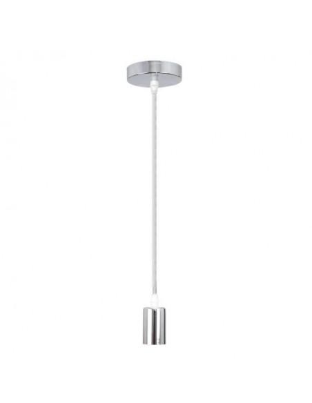 Lampes pour enfants Tripode violet 1xe27 diam 35cm