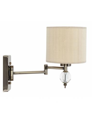 Lampes pour enfants Mariposa vert 1xe27 25x30 cm