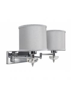 Lampes Orbita Rose 1xe27 diam 30cm