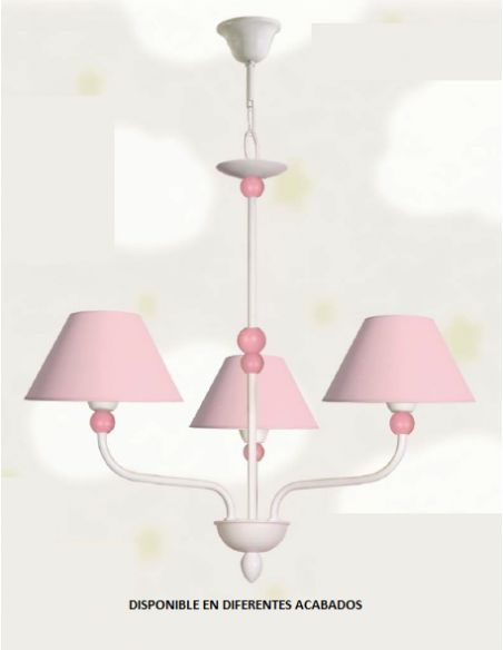 Lampe de table San Remo Champagne 1xe14 38x17 cm