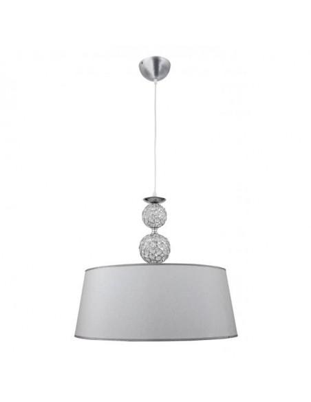 Lampe de table étoile bleu ciel 1xe27 22x13cm