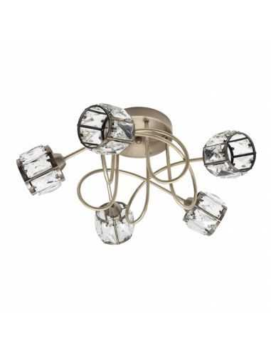 Lampe de table moderne FARO FLEXI 29922 flexi e27 fuchsia - Lampes de table