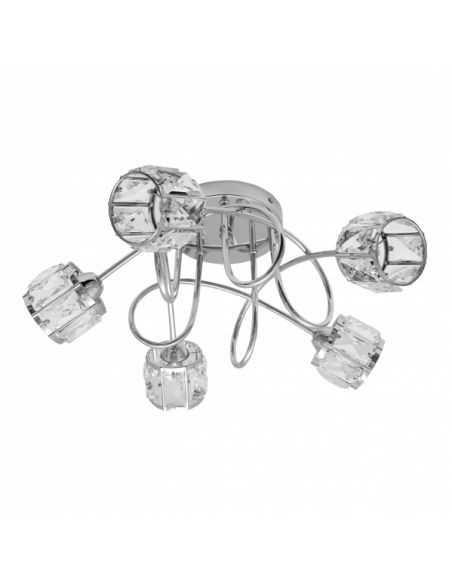 Lampe de table moderne FARO FLEXI 29923 flexi e27 vert - Lampes de table