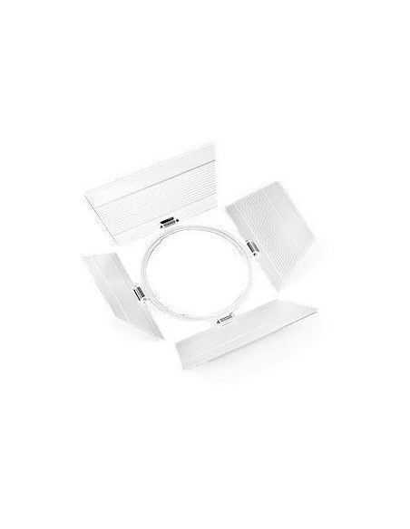 Aletas de control 01992301 FARO para fokus-cylinder grande blanco, Carriles y accesorios proyectores
