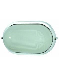 Aplique exterior FARO DERBY 72002 derby-g fundicion blanco 1l e27 - Apliques exterior, Apliques exterior