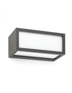 Aplique exterior FARO TEJO 70573 tejo gris oscuro e27 - Apliques exterior, Apliques exterior