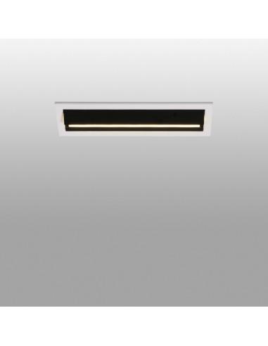 Bañadores de pared TROOP 43710 FARO negro 5x2w 3000k 30°, Lámparas modernas