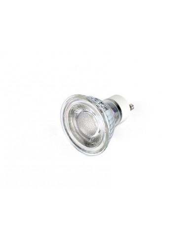 Bombillas led GU10 CRISTAL 17330 FARO cristal 7w 3000k 540lm, Especiales led (G9 GU10 R7S)