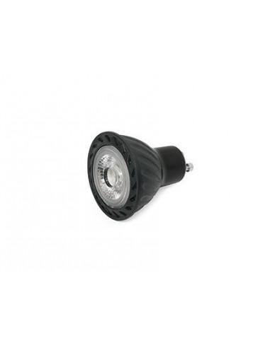 Bombilla GU10 LED 17325 FARO 8w 4000k 60° negra, Especiales led (G9 GU10 R7S)