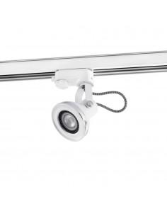 Foco proyector FARO RING 40562 blanco GU10, Proyectores interior
