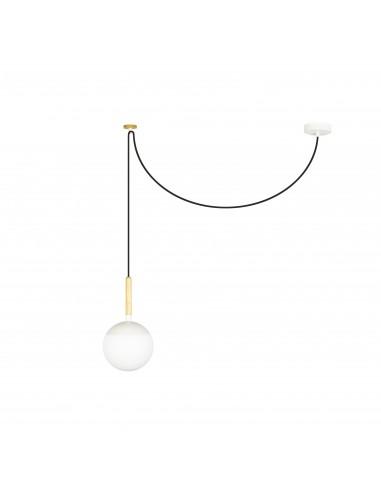 Lámparas de techo MINE 28209 FARO blanco e27 40w, Lámparas modernas