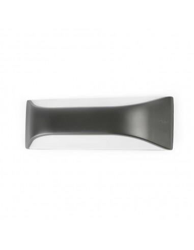 Aplique exterior FARO VIEW 71519 gris oscuro E27 IP44, Apliques exterior