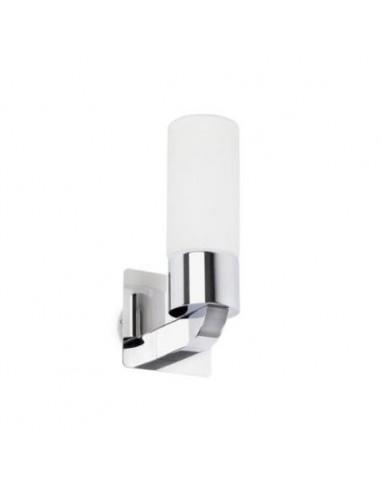 Aplique moderno FARO LAOS 63320 laos-1 cromo 1 e14 - Apliques modernos, Lámparas para baños