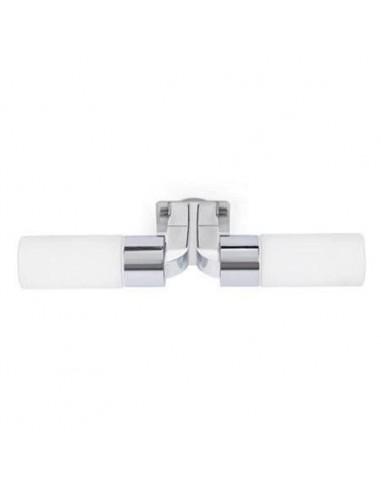 Aplique moderno FARO LAOS 63321 laos-2 cromo 2 e14 - Apliques modernos, Lámparas para baños
