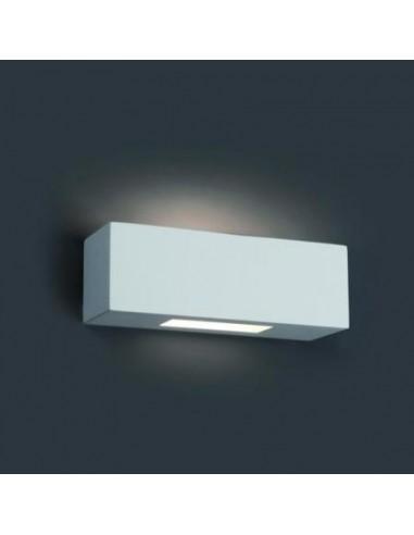 Aplique moderno FARO CHERAS 63174 cheras-3 blanco 1l g9 - Apliques modernos, Lámparas modernas