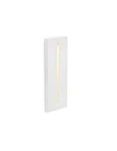 Empotrable FARO PLAS 63282 plas -2 led 1w blanco - Focos de empotrar y downlight, Lámparas modernas