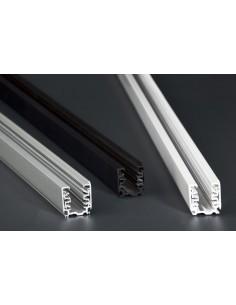 Carril FARO PLOT 64212 1 metro negro, Carriles y accesorios proyectores