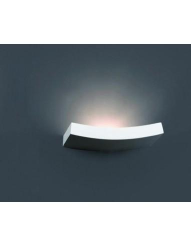 Aplique moderno FARO EACO 63178 eaco-3 blanco 1l r7s jp78 - Apliques modernos, Lámparas modernas