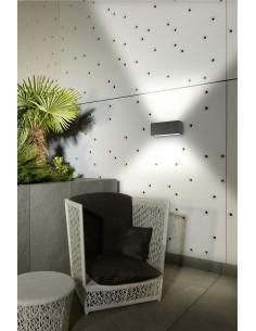 Applique extérieur APHRODITE 05-9204-34-B8 LEDS-C4 1xG12 gris 15x29cm IP65
