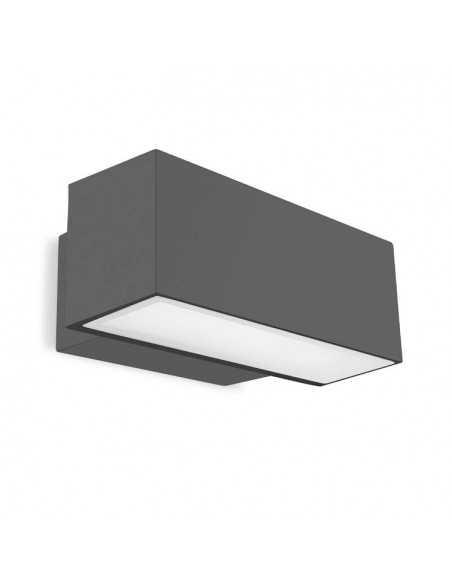 Applique extérieur APHRODITE 05-9228-34-37 LEDS-C4 2xG24Q3 gris 17x30cm IP65