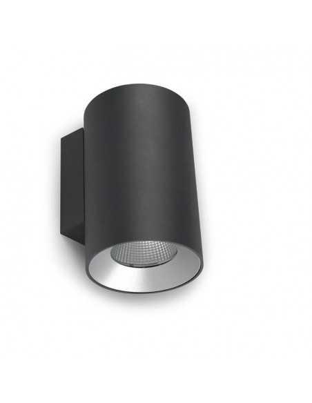 Applique extérieur APHRODITE 05-9368-34-37 LEDS-C4 2xE27 gris 31x11cm IP65