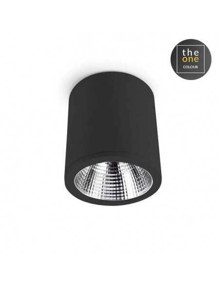 Applique extérieur MANDELA 05-9605-Z5-M1 LEDS-C4 1xE27 gris foncé 25x13cm IP44