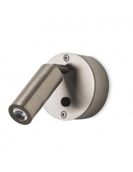 Applique extérieur VINTAGE 05-9774-CC-CD LEDS-C4 led 13w 3000k 22x22cm gris foncé IP54