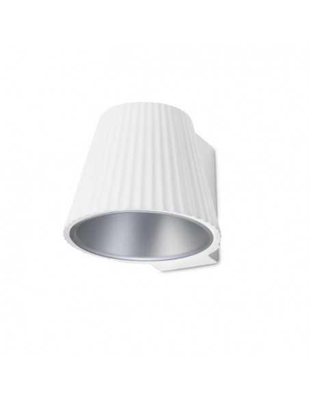 Appliques d'extérieur VENUS 05-9894-14-CL LEDS-C4 led 10w 3000k 30x12cm IP65 blanc