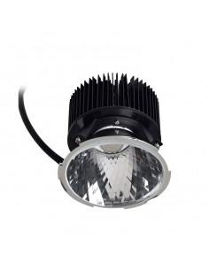 Balise extérieure AUBE 55-9350-18-AA LEDS-C4 1xE27 grand 95cm IP23 marron oxyde