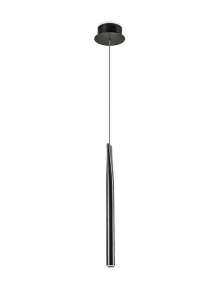 Balise extérieure CUBIK 55-9939-Z5-CL LEDS C4 21 x led osram 15w gris urbain