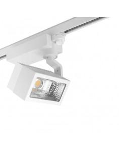 Lèche-mur SECRET 05-1804-14-00 LEDS-C4 led 1w 3000k 8x16cm blanc