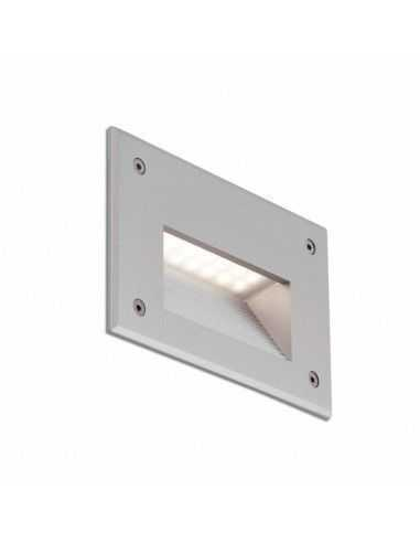 Empotrable exterior FARO STORE 70451 led 2w 2700k IP65, Empotrables exterior