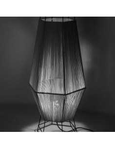 Lampe extérieur SIROS PX-0025-OXI 1x E27 marron oxyde