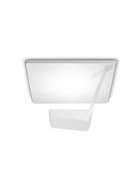 Lampe NUAGE DE-0233-BLA 1x E27 blanc bois claire