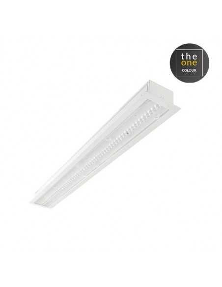 Lampe rustique VINTAGE 00-0253-S4-CC LEDS-C4 1xE27 gris vieilli
