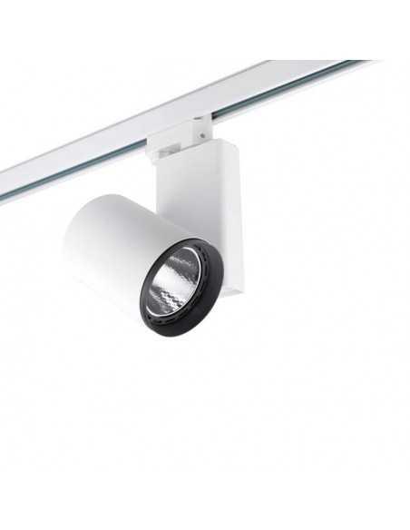 Abat-jour plissé MAGMA PAIN-164-14 LEDS C4 blanc horizontale 450mm