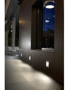 Plafonnier Linéaire INFINITE LED 15-5471-N3-VOUS LEDS C4 led 120 x led vossloh 51.9w gris
