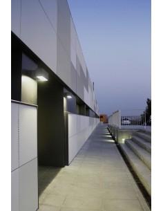 Plafonnier Linéaire INFINITE LENS 15-5706-14-VOUS LEDS C4 led lens 120 x led vossloh 29w blanc