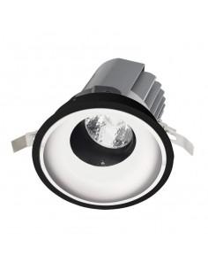 Spot en surface BACCHUS 90-3547-14-00 LEDS C4 2 x g53 max 15w blanc noir